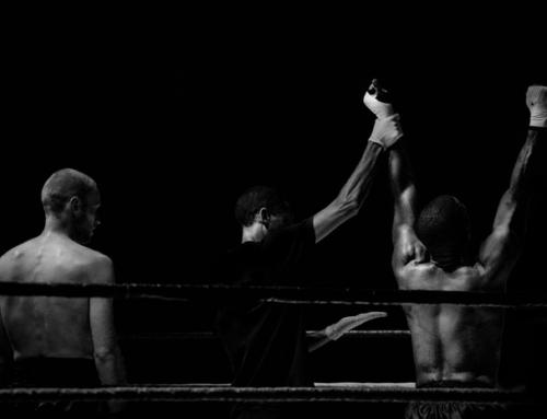 Képzelt riport egy húsvéti bokszmeccsről