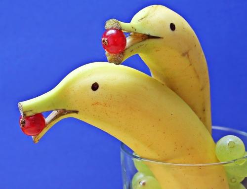 Tudtad? A banán és az ember DNS-e 50%-ban megegyezik! Elképesztő!