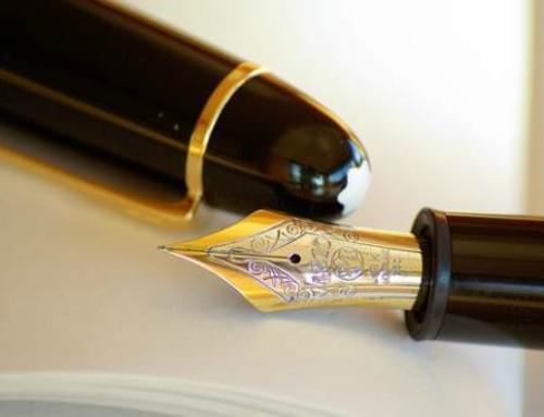 Prófétai szó: 'Arany tollakat láttam a Mennyből a Földre hullani.'