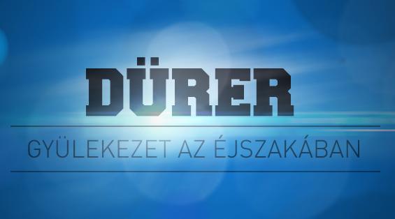 DÜRER KERTI EVANGÉLIZÁCIÓ