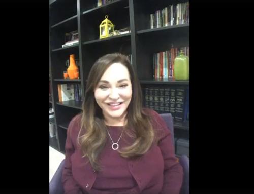 Próféta tréning (alapozó) Dr. Sharon Stone-nal (2017.11.29)
