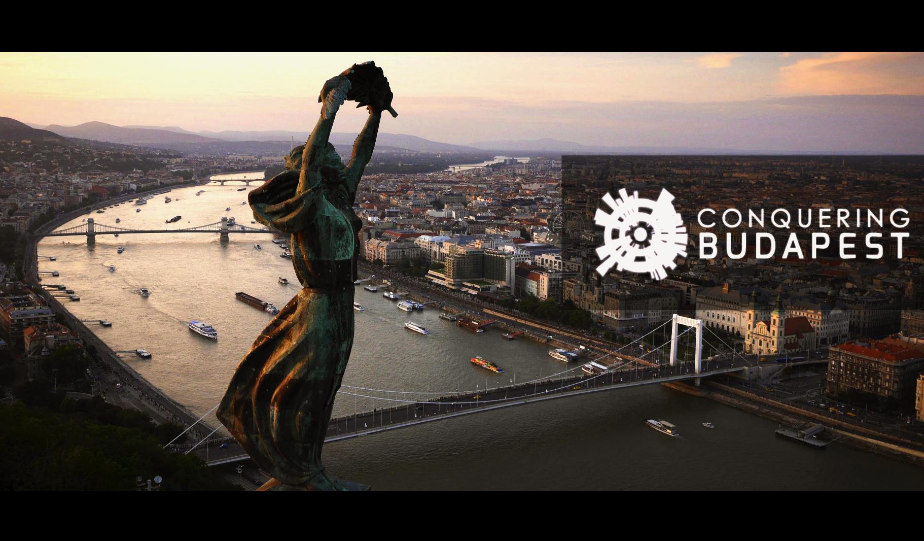 CONQUERING BUDAPEST